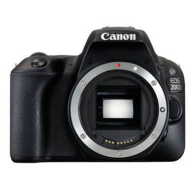 Canon EOS 200D body only.