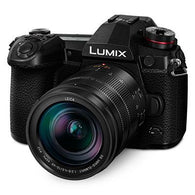Panasonic Lumix DC-G9 Digital Camera with 12-60mm F2.8-4.0 Leica Lens