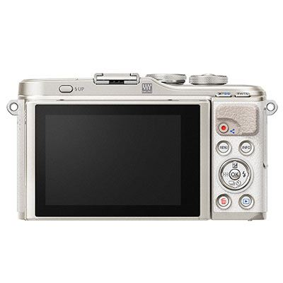 Olympus Pen E-PL9 Digital Camera Body - White