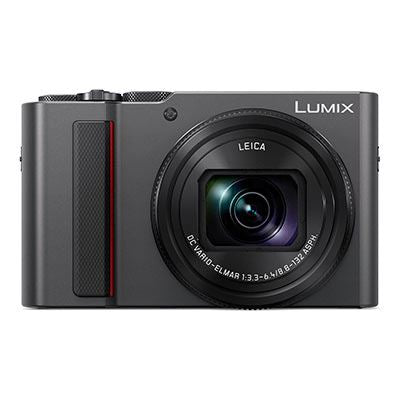 Panasonic LUMIX DMC-TZ200 Digital Camera - Silver