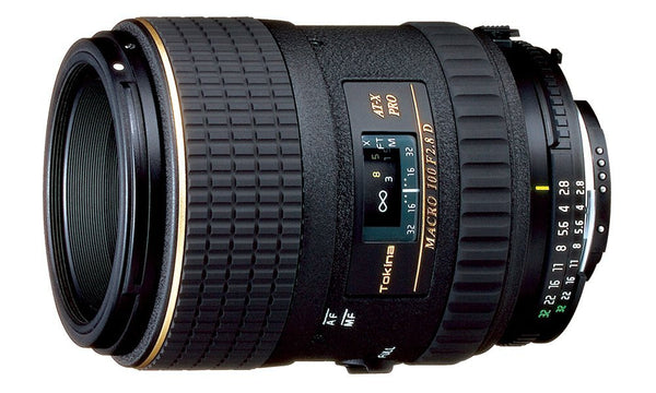 Tokina AT-X 100mm 2.8 Pro Macro Lens - Campkins