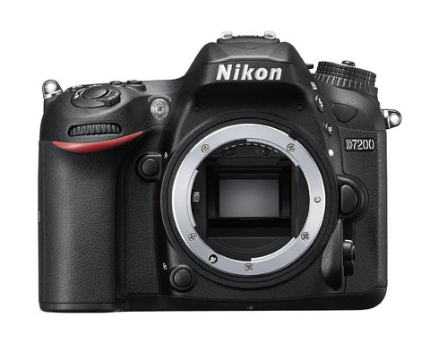 Nikon D7200 Digital SLR Camera Body - Campkins - 1