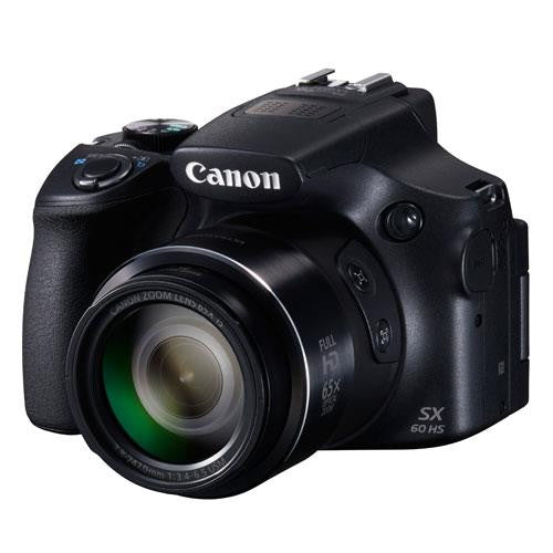 Canon PowerShot SX60 HS Digital Camera - Campkins - 1