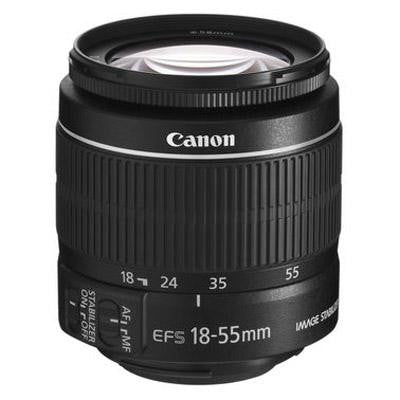 Canon EF-S 18-55mm f3.5-5.6 IS MkII Lens - Campkins - 1