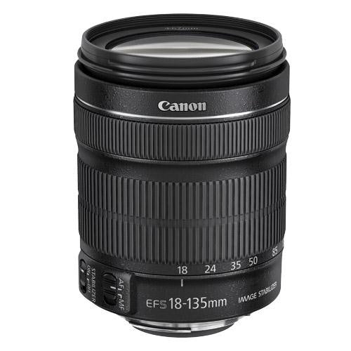 Canon EF-S 18-135mm f/3.5-5.6 IS STM Lens - Campkins