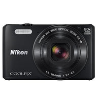 Nikon Coolpix S7000 Digital Camera - Campkins - 2