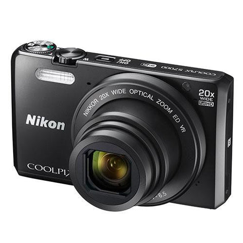 Nikon Coolpix S7000 Digital Camera - Campkins - 1