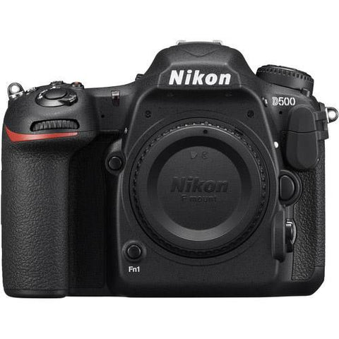 Nikon D500 Digital SLR Body Only - Campkins - 1