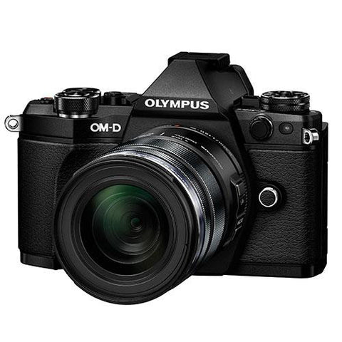 Olympus OM-D E-M5 Mark II Compact System Camera + 12-50mm Lens - Campkins - 1