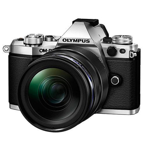 Olympus OM-D E-M5 Mark II Compact System Camera + 12-40mm f2.8 Lens - Winter Cashback £75 - Campkins - 1