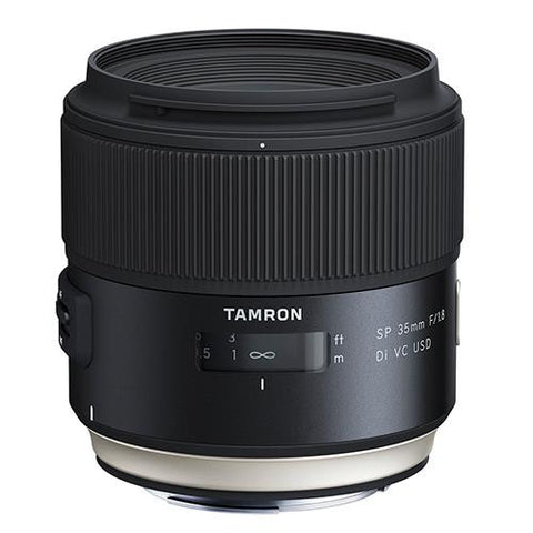 Tamron SP 35mm f/1.8 Di VC USD Lens - Campkins