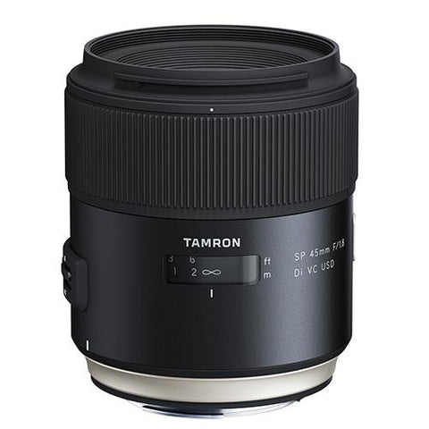 Tamron SP 45mm f/1.8 Di VC USD - Campkins