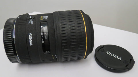 Sigma 105mm F2.8 Macro (Canon fit)