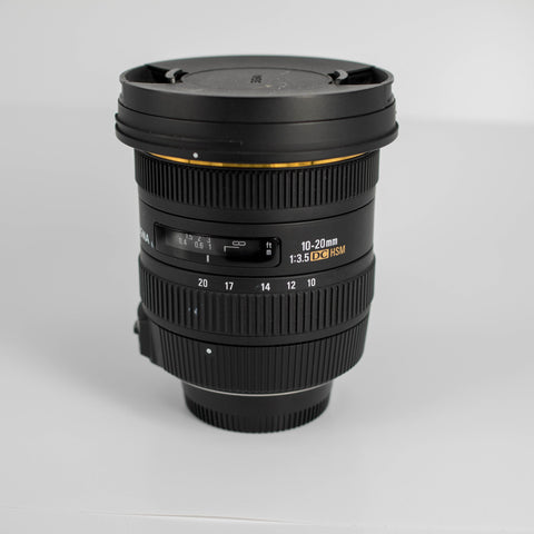 Sigma 10-20mm 3.5 (Nikon Fit)