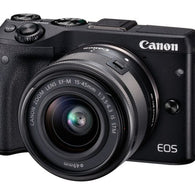 Canon EOS M3 with 15-45mm