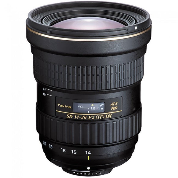 Tokina AT-X 14-20mm f/2 PRO DX Lens - Campkins