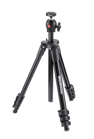 Manfrotto - Compact Light Black - Campkins