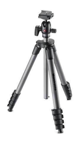 Manfrotto - COMPACT ADVANCED WITH BALL HEAD - Campkins