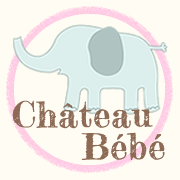 Chateau Bebe's first logo