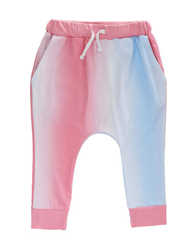 Dip Dye Lazy Days Joggers