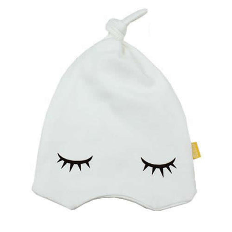 Sleeping Beanie - Eyelash