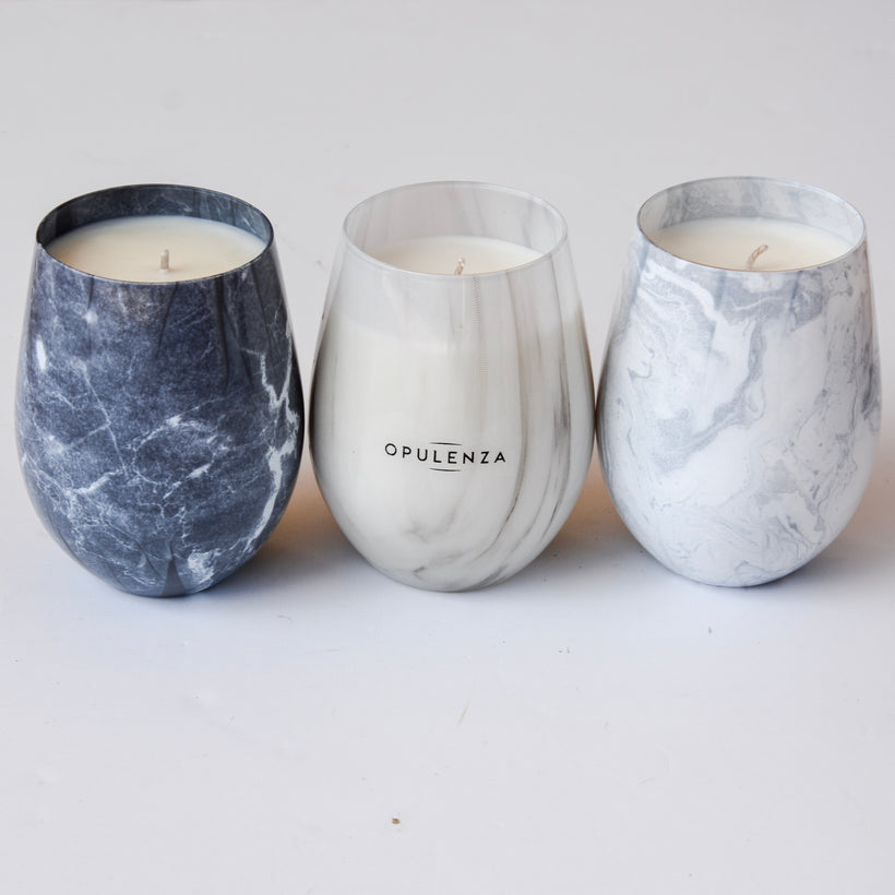 Stemless Candle Collection