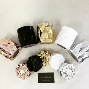 Large Diamond Collection - Candles - Opulenza Fragrances