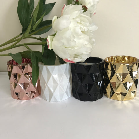 Mini Diamond Candles