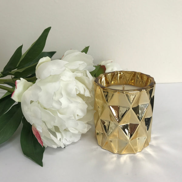 Mini Diamond Candles - Candles - Opulenza Fragrances