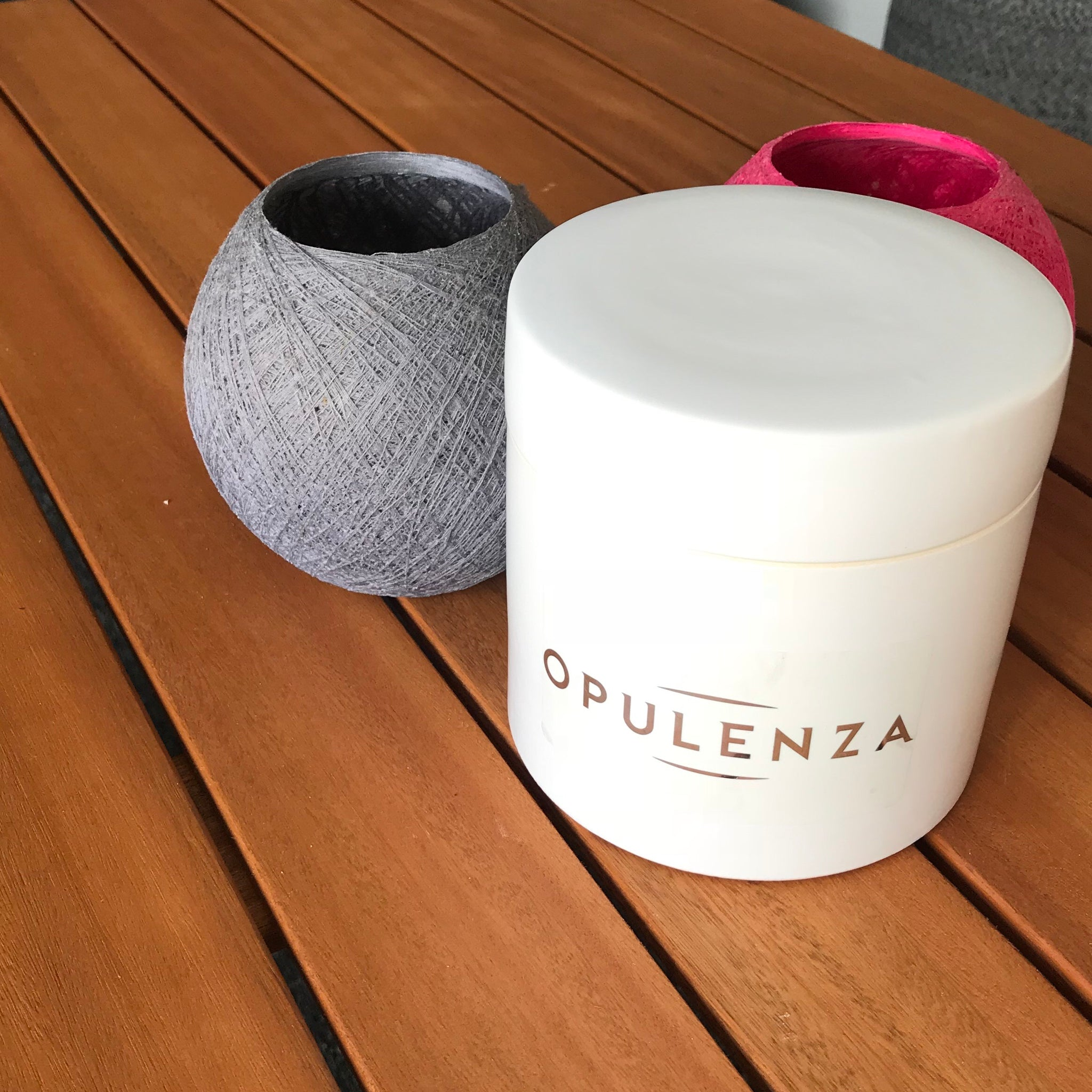 Outdoor Citronella Soy Wax Scented Candle - Opulenza Fragrances