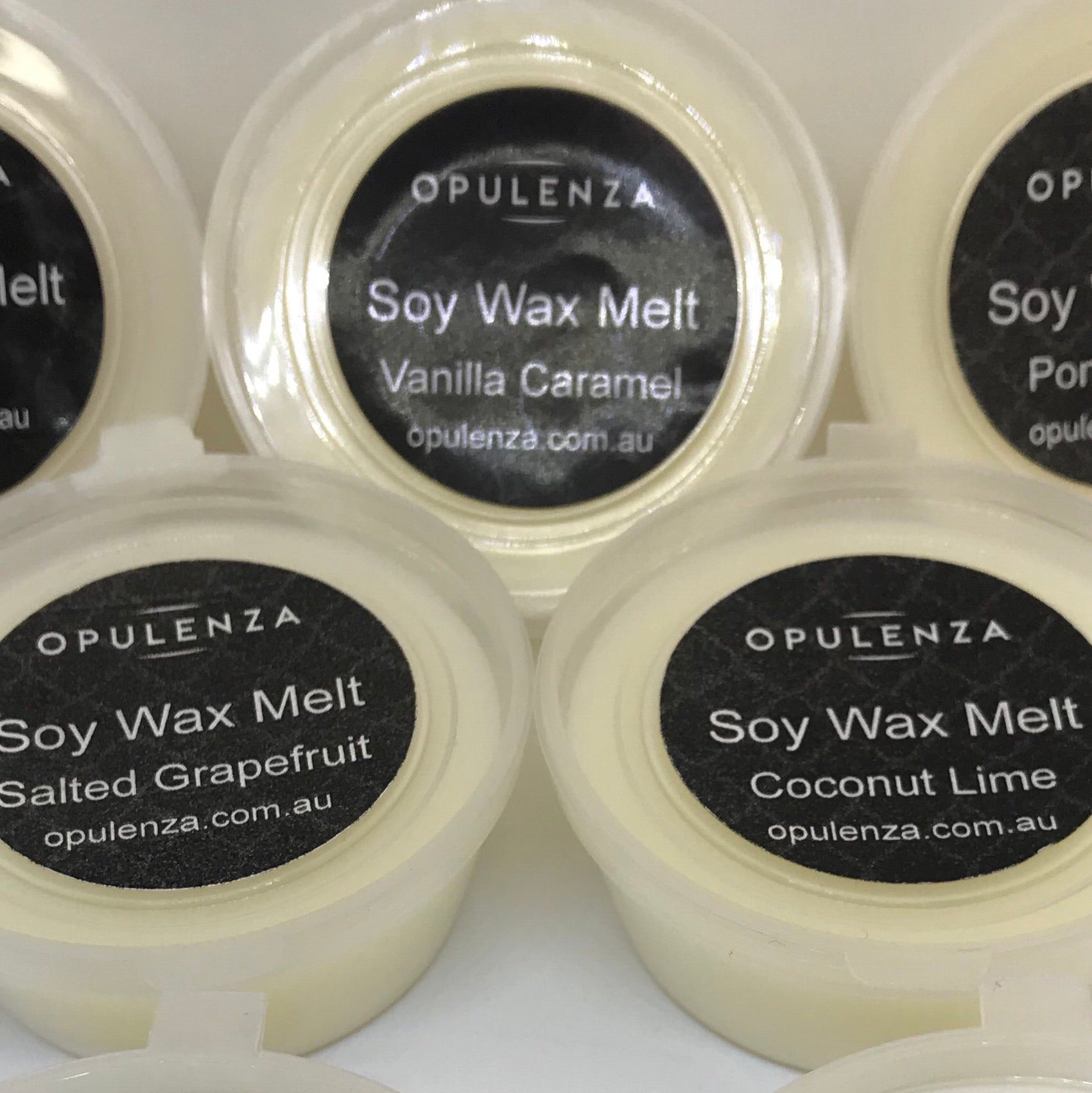 Mystery Pack of Shot Pot Soy Wax Melts -  - Opulenza Fragrances