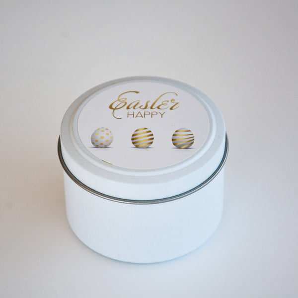 Easter Scented Candle Tin