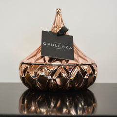 Opulence Soy Wax Candle - Candles - Opulenza Fragrances