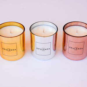 Small Vogue Scented Candles