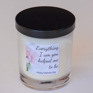 Mother's Day Soy Wax Candle Gift