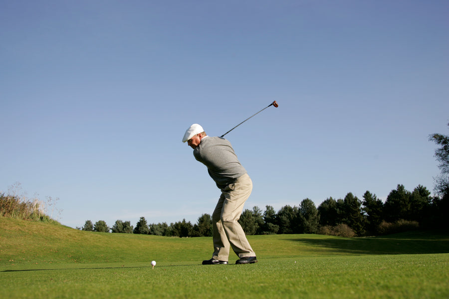 The Back Swing - How long should it be?