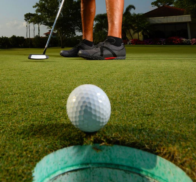 Putting Tip - Every Putt Is A Straight Putt