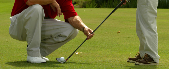 How to fix hitting the golf ball to the left