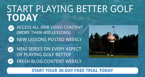 Start Playing better golf today Luther Blacklock Milton Keynes