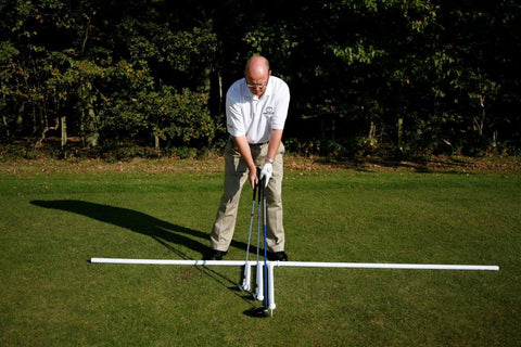 How to have a good back swing in golf Luther Blacklock