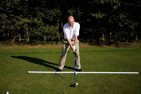 How to create a good back swing in golf Luther Blacklock