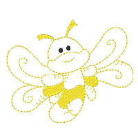 Dragonfly machine embroidery design by sweetstitchdesign.com