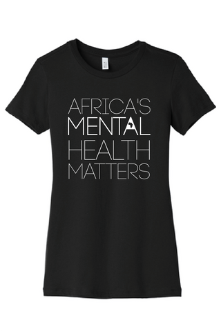 Africa's Mental Health Matters Shirt