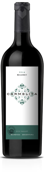 Carmelita Malbec 2014 (Case of 6)