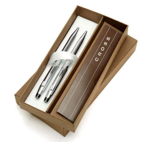 Cross Chrome Pen Set
