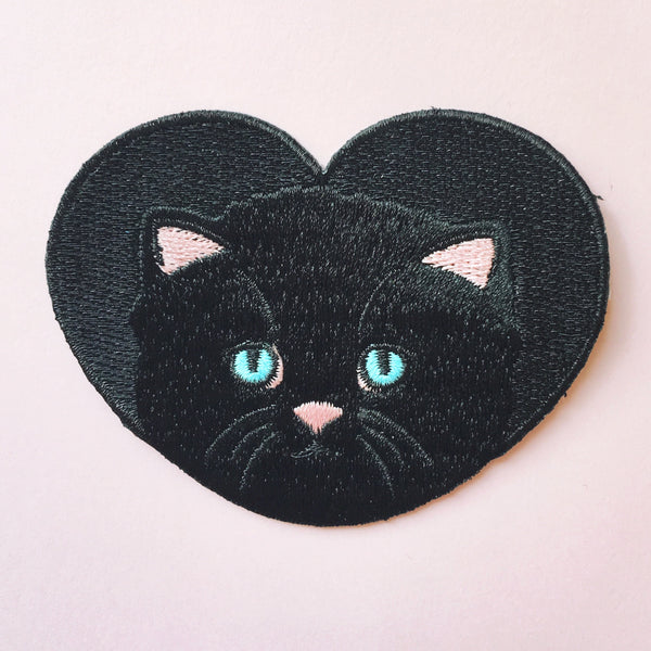 I Heart Cats - Black