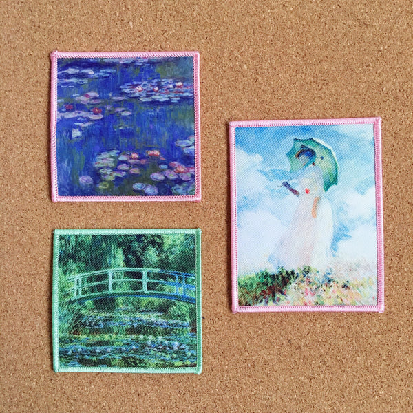 Art Major - Monet Patch set
