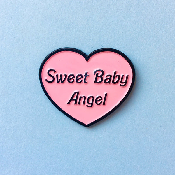 Sweet Baby Angel - Pink