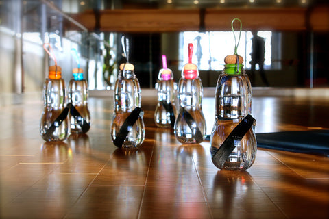 Eau Good Reusable water bottle range by Black+Blum