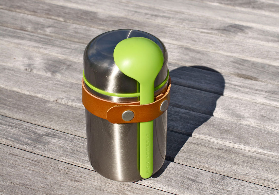 Steel Insulated Vacuum Food Flask Table